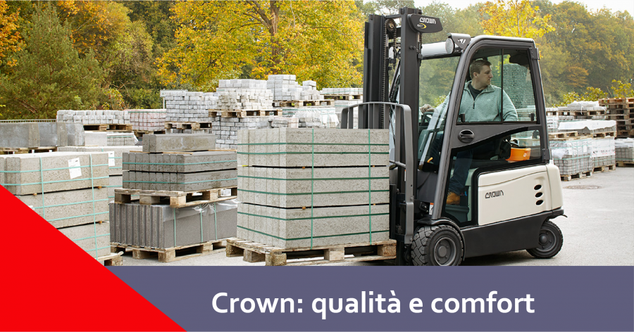 Foto - Crown: un marchio pluripremiato