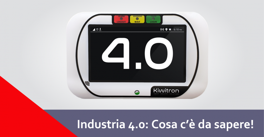 Foto - INDUSTRIA 4.0 - Sistemi di Sicurezza Integrati